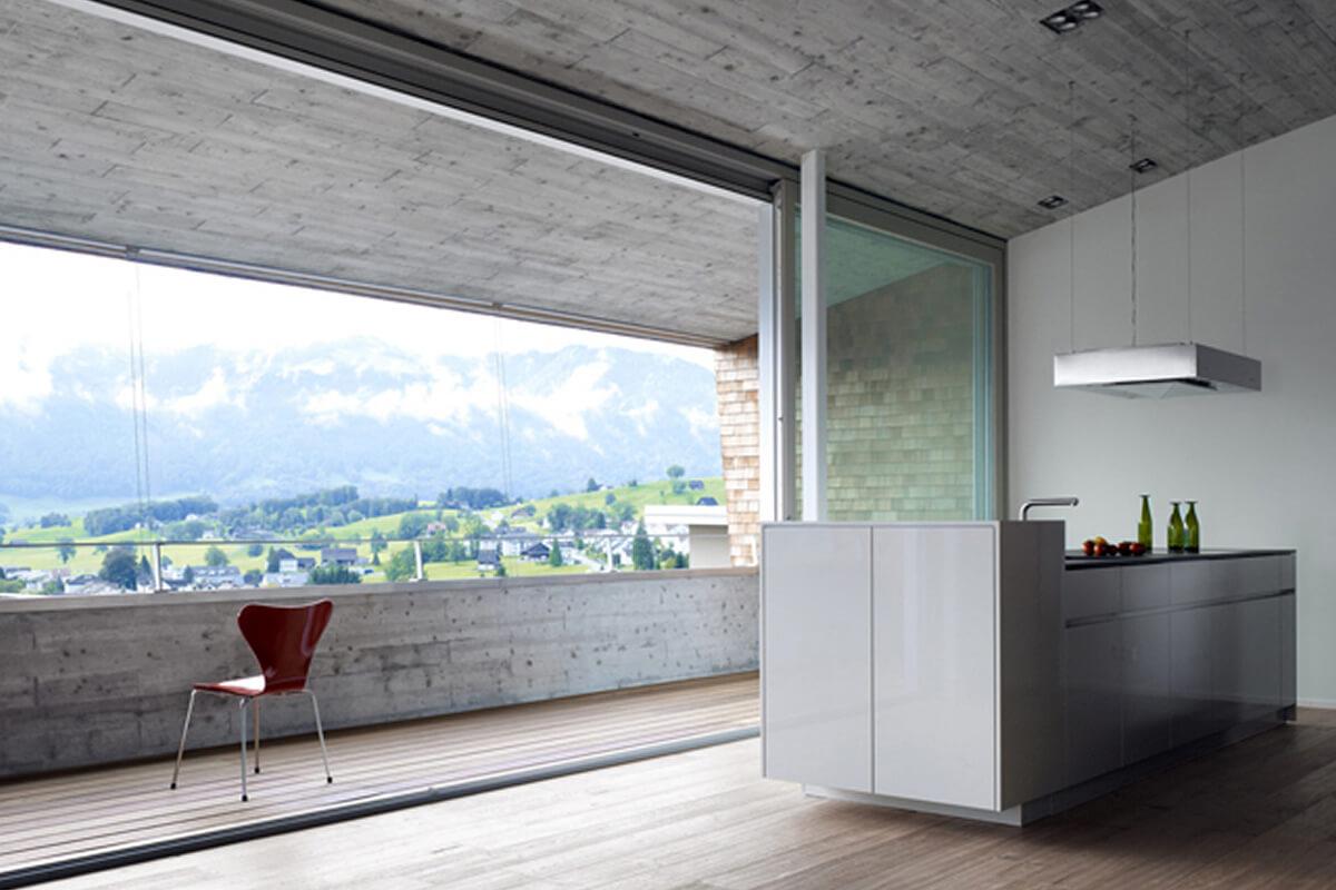 schiebet r aus holz beim experten f r fensterbau im aargau. Black Bedroom Furniture Sets. Home Design Ideas