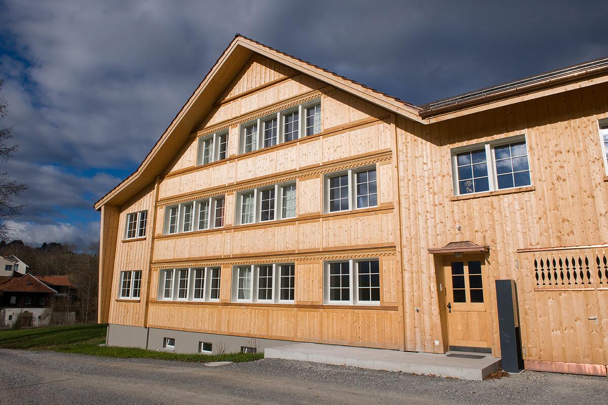 Fenster beim Renovieren ersetzen und Renovationsfenster kaufen